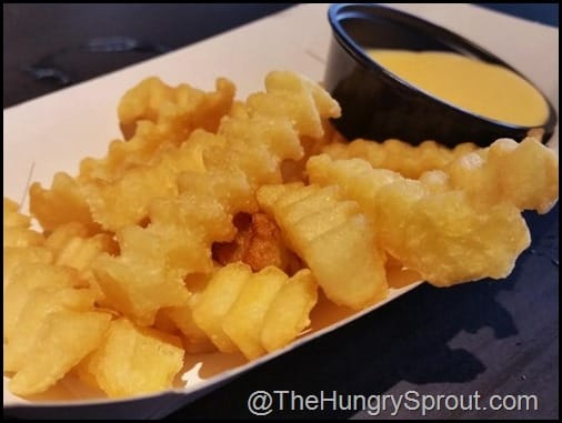 Shake Shack Cheese Fried TheHungrySprout