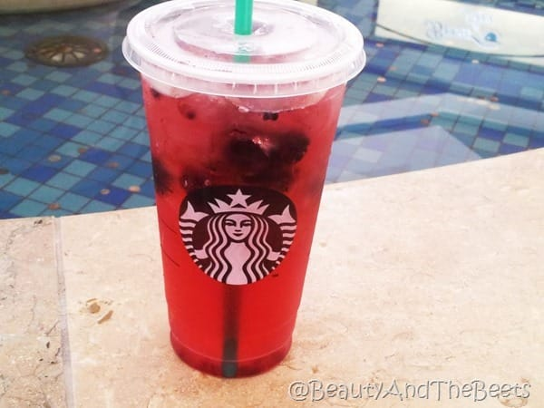Homemade Very Berry Hibiscus Refresher A La Starbucks