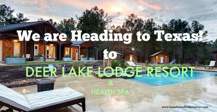 We're Heading to Texas to Deer Lake Lodge Resort and Health Spa