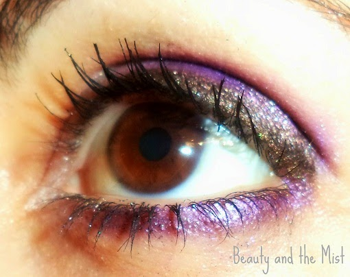 Morning To Evening Valentine's Day Eye Make up