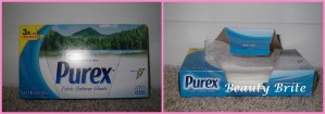 Purex Fabric Softener Dryer Sheets