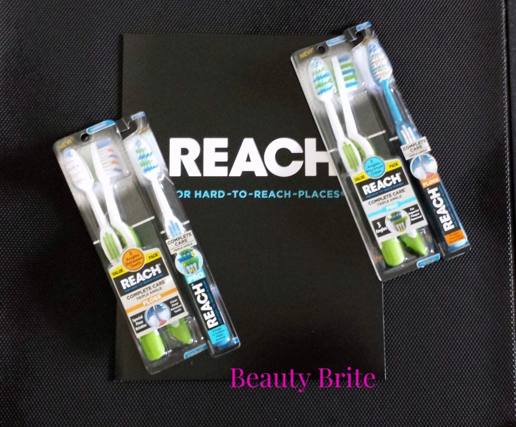 Reach Complete Care Triple Angle