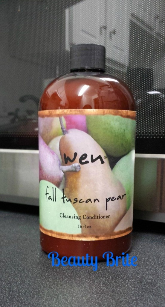 Fall Tuscan Pear Cleansing Conditioner