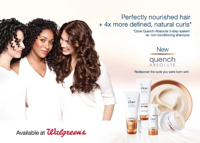 Love Your Curls at Walgreens