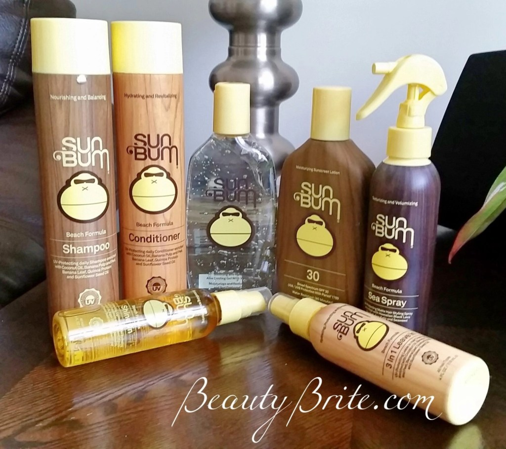 Protect your hair and skin