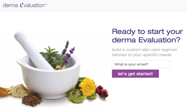 Derma e -- One Firmer Face, Coming Right Up!