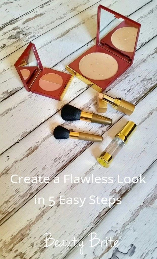 Create a Flawless Look in 5 Easy Steps