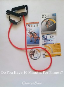 Do You Have 10 Minutes For Fitness?