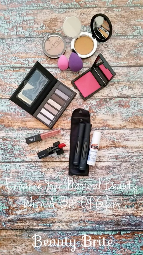 Enhance Your Natural Beauty Look With A Bit Of Glam