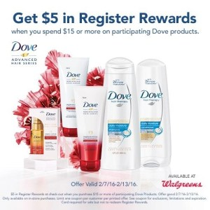 Dove Regenerative Nourishment Perfectly nourished hair