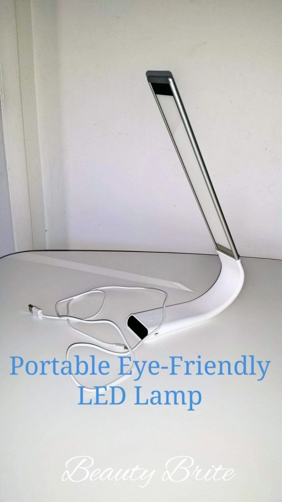Portable Eye-Friendly LED Lamp