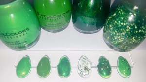 SinfulColors ShamRock Out collection