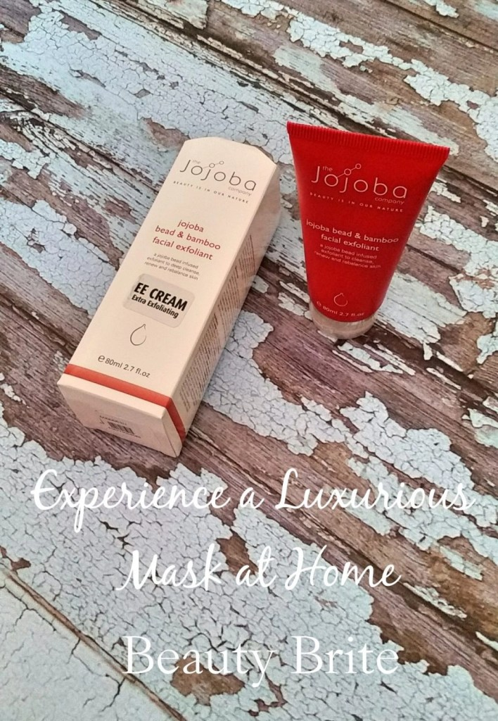 Experience a Luxurious Mask at Home