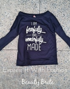 Express It With Fashion