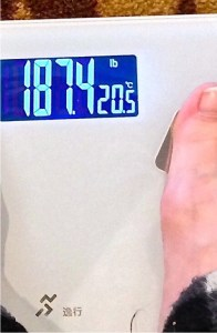 Gearbest Weight Scale In Use