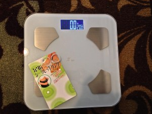 Gearbest Weight Scale & Weight Loss Toe Rings-2