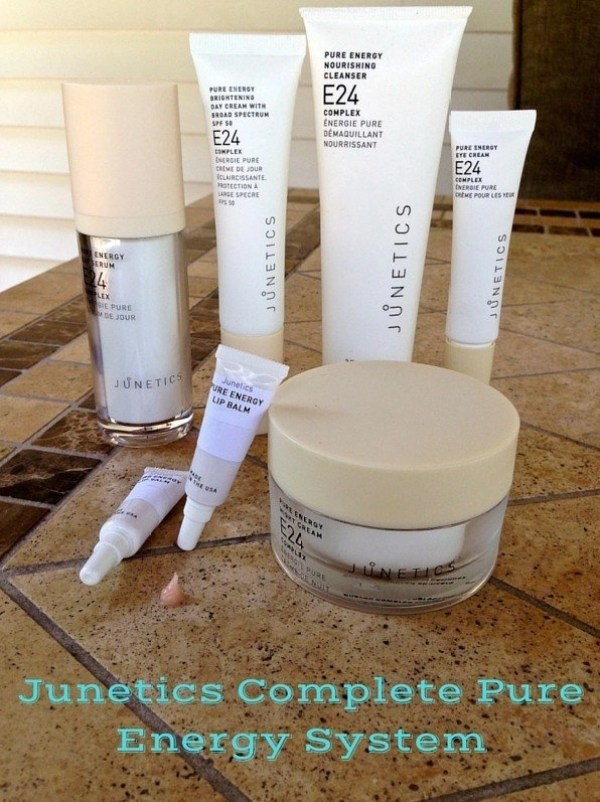 Refine And Strengthen Facial Skin - Junetics Complete Pure Energy System