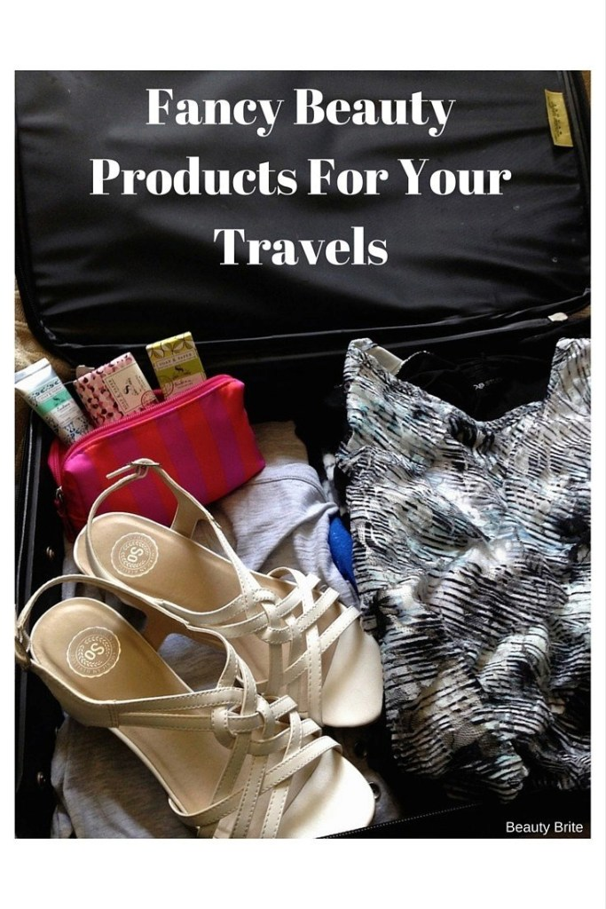 Fancy Beauty Products For Your Travels - Soap & Paper Factory Petite Collection Travel Essentials