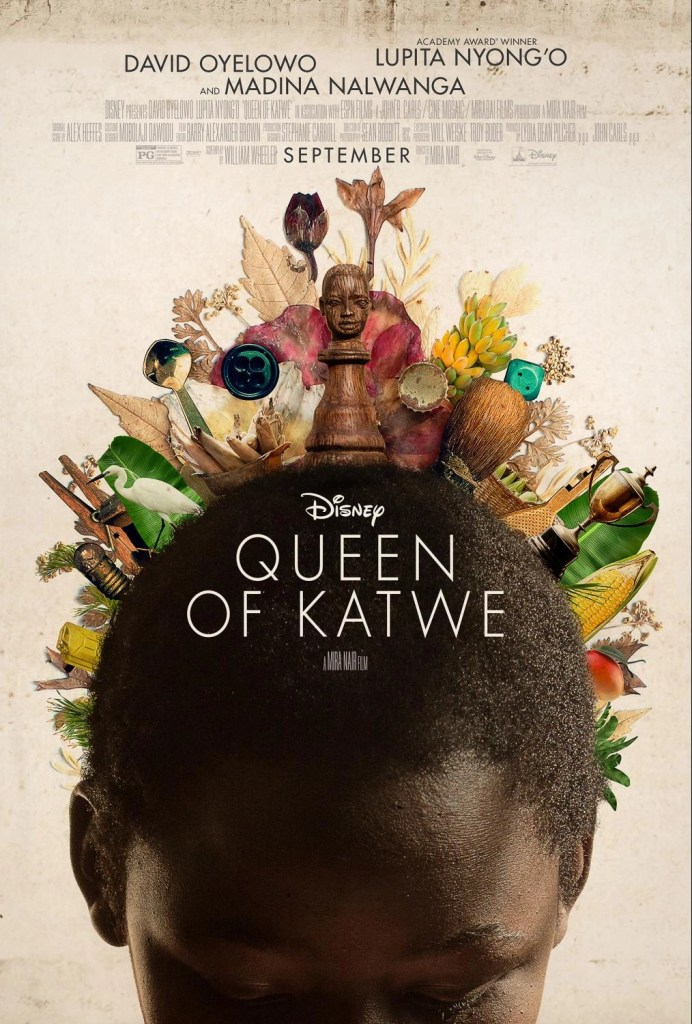 *FIRST LOOK* Disney's Queen of Katwe - Disney Queen of Katwe Poster