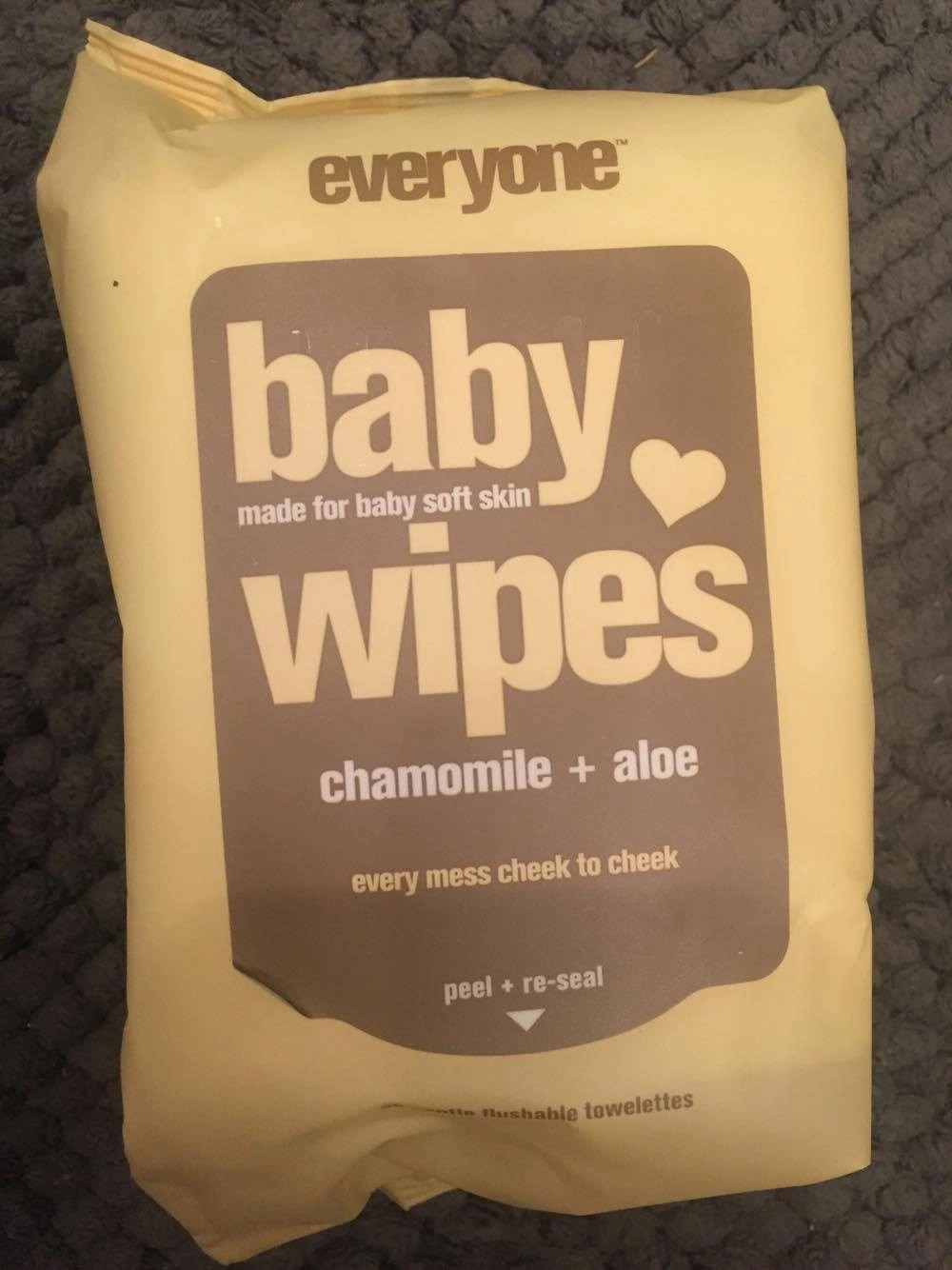 Everyone Baby Wipes