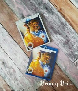 Beauty and the Beast The 25th Anniversary Edition Cover