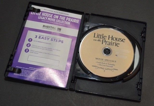 Little House on the Prairie Movie Collection_Disc1