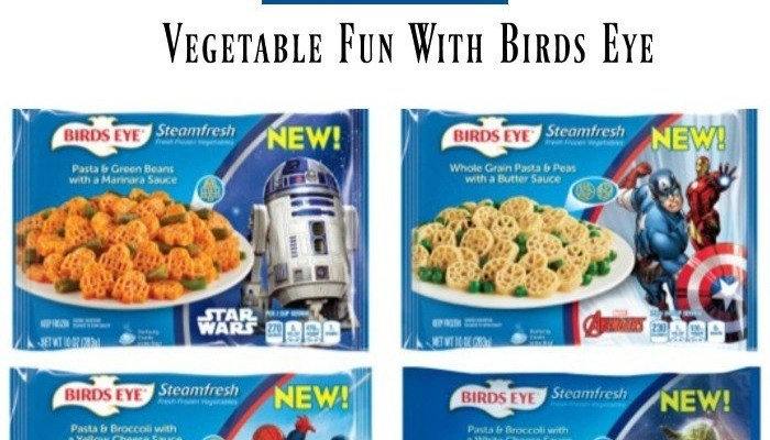 Birds Eye Veggies $50 Disney Gift Pack Giveaway