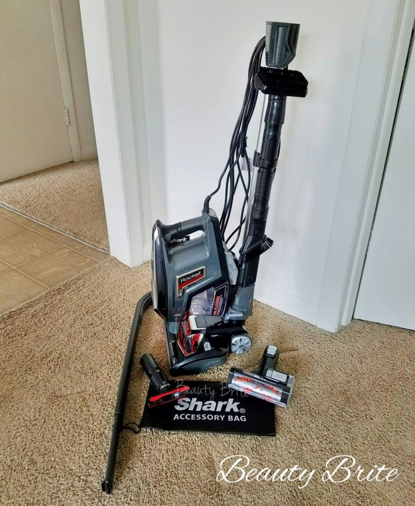 Shark® Rocket Complete with DuoClean™ Technology side view