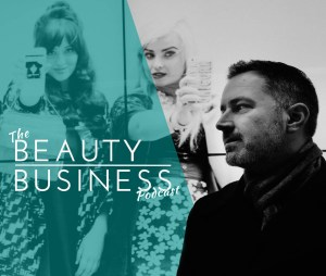 The Beauty Business Podcast Promo Image