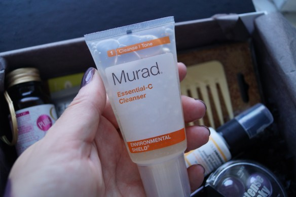 Murad Essential-C Cleanser, Enviromental Shield