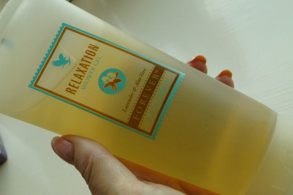 Relaxation Shower Gel Lavender & Aloe Vera