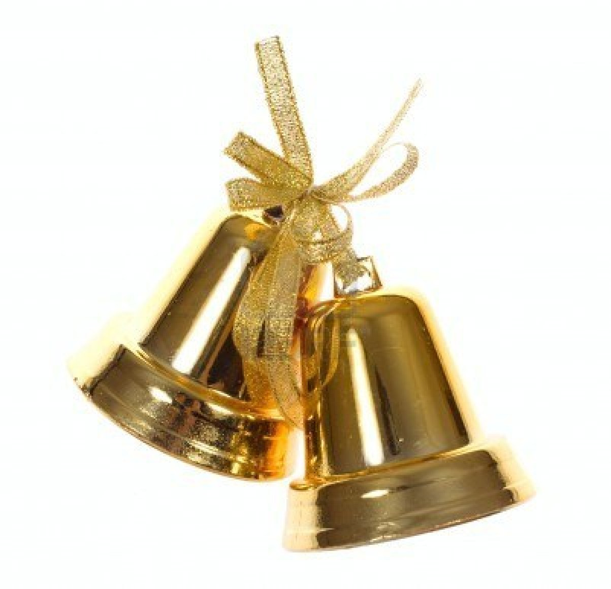 Cute christmas bell ornaments