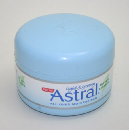 Astral Light and Creamy