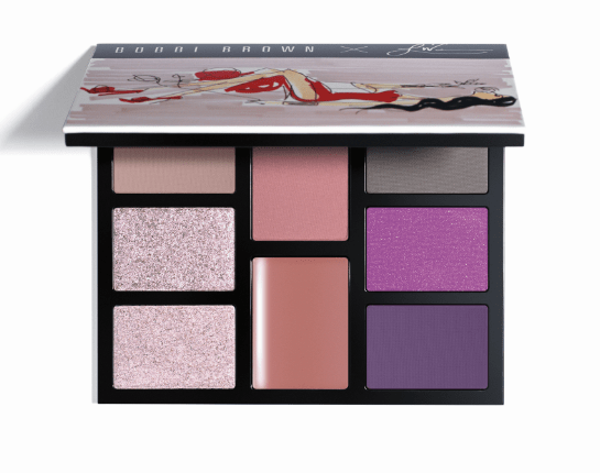 Bobbi Brown L'wren Scott Amnesia Rose Palette