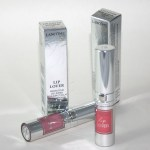 Lancome Lip Lover in Rose d'eau and Rose attrape couer
