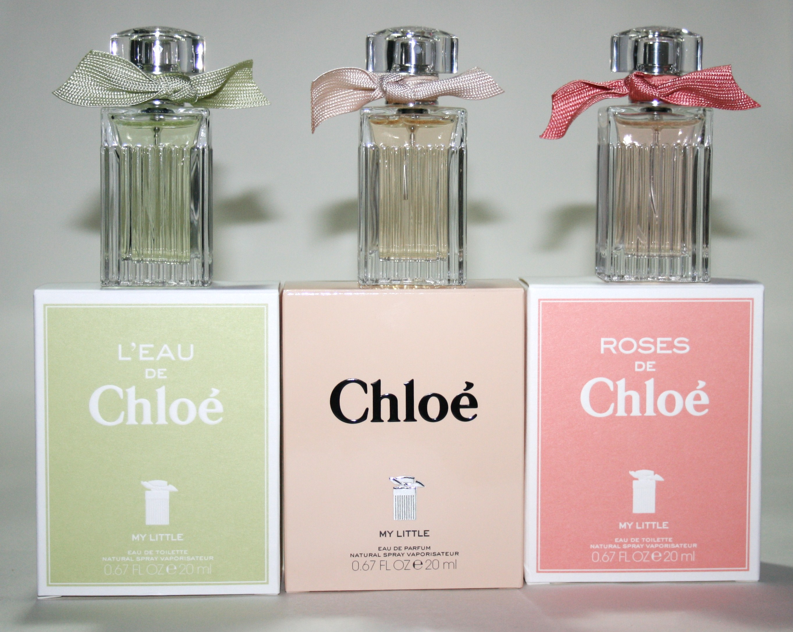 Perfumes Chloe My Little Chloe Perfumes Beauty Geek Uk