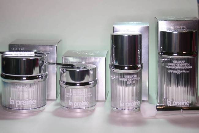 La Prairie Cellular Swiss Ice Crystal Collection