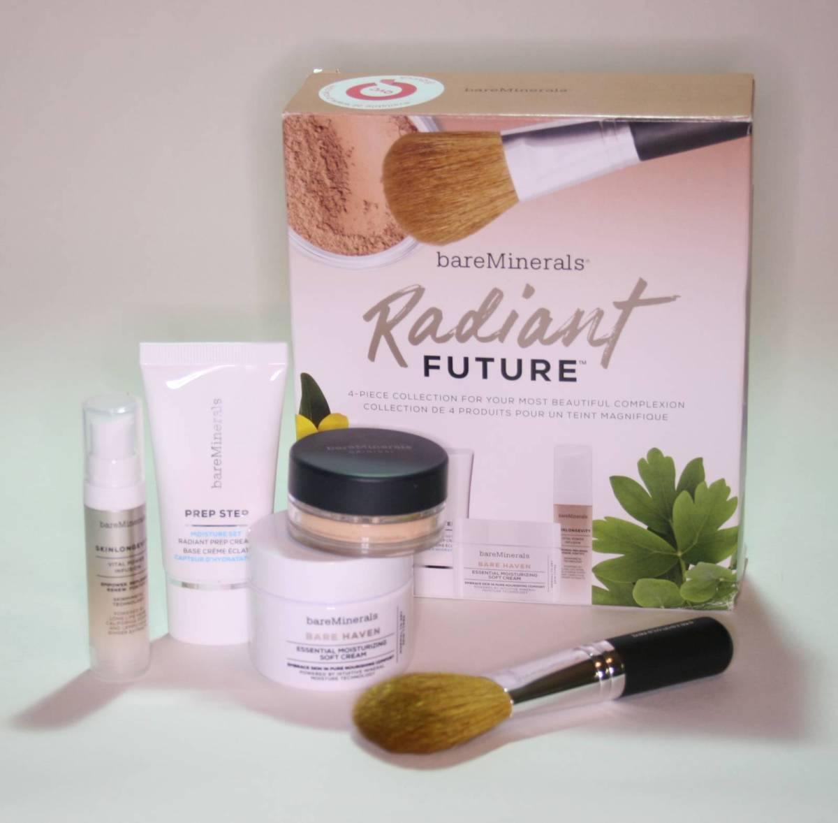 bareMinerals 4 Piece Radiant Future Collection