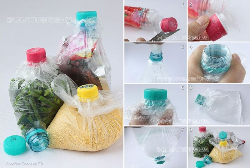 25 DIY Ideas to Recycle Your Potential Garbage - BeautyHarmonyLife