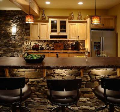 15 Rustic Kitchen Design Photos - BeautyHarmonyLife