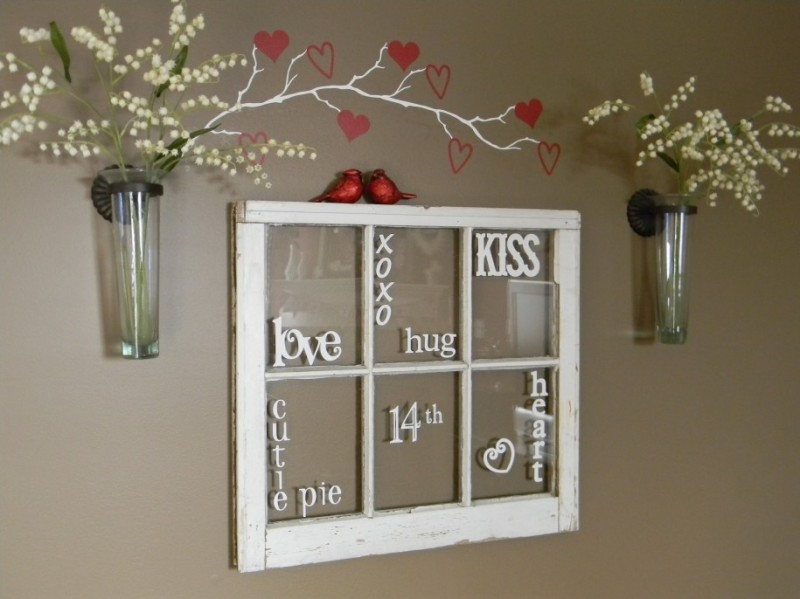 14 Romantic DIY Home Decor Project for Valentineu0027s Day - unique home decorations