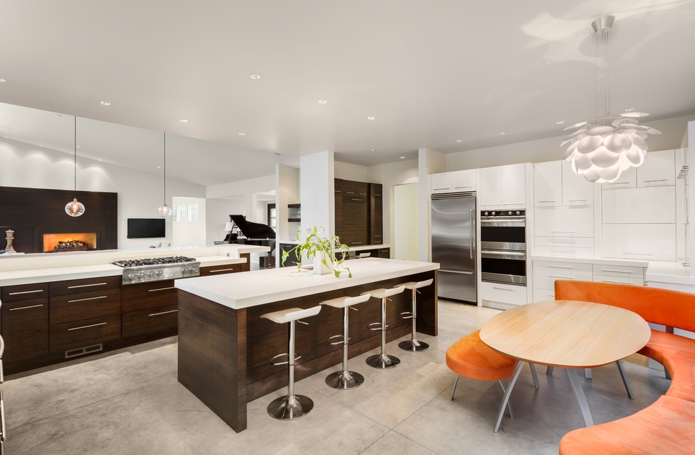 Average Size Kitchen Island Reasons To Opt Caesarstone Benchtops For Your Kitchen