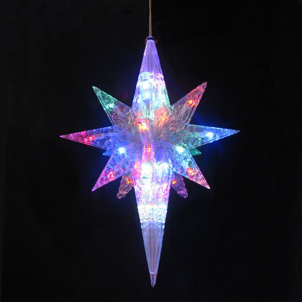 Outdoor Christmas Star Decorations Home Design - christmas star decorations