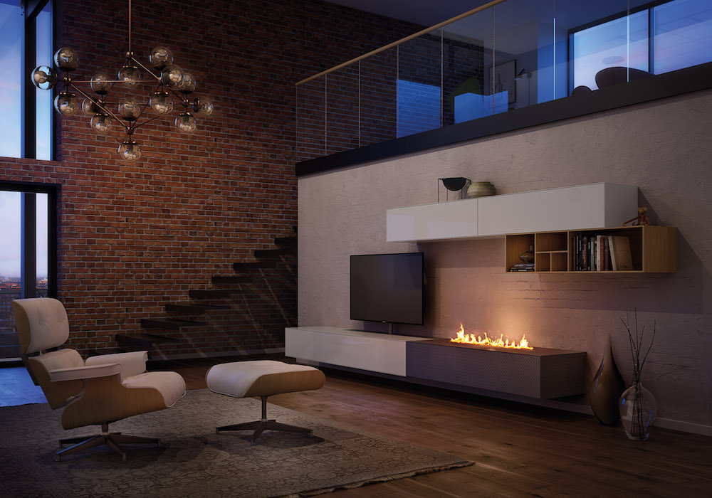 Möbel Ferrari Wohnzimmer Spectral - Smart Fire Und Smart Flame | Beautyinc.world