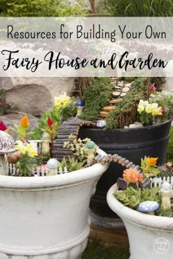 Small Of Make Your Own Fairy Garden