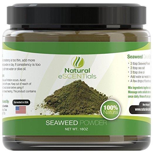 10 Beauty Benefits of Seaweed Powder for Skin & Hair