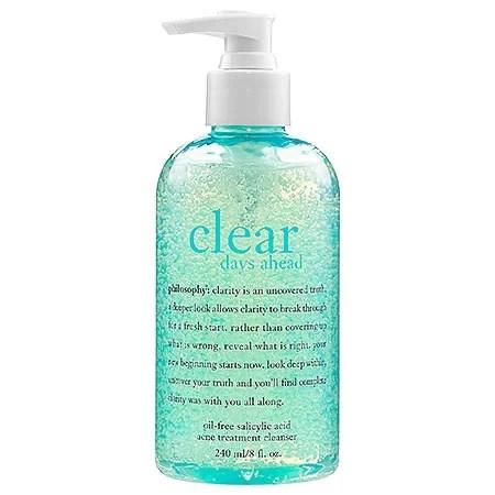 Philosophy: Clear Days Ahead Facial Cleanser