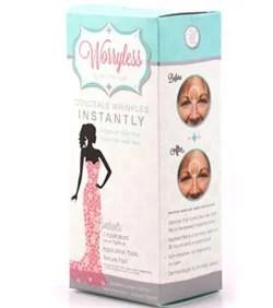 WorryLess Starter Kit for Wrinkles & Laugh Lines