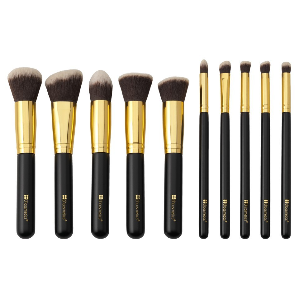 Pinsel Set Bh 10 Piece Brush Set Sculpt And Blend Brush Set Beautypalast Ch