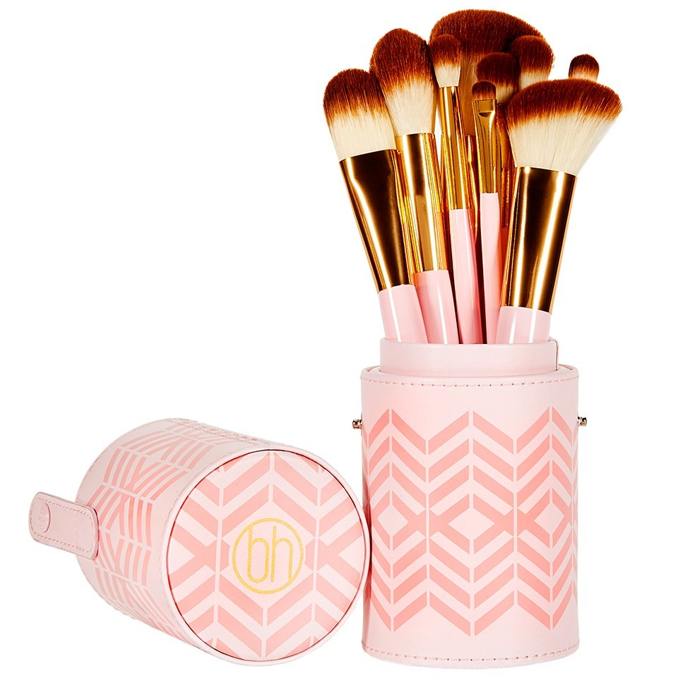 Pinsel Set Bestseller Bh 10 Teiliges Pinsel Set Pink Perfection Beautypalast Ch